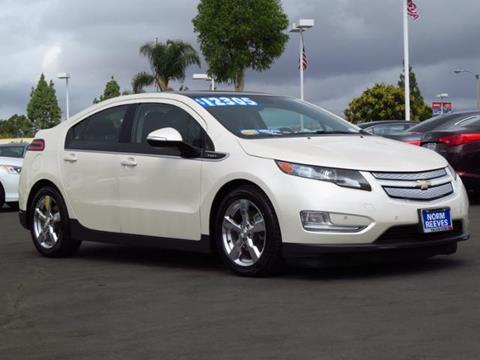 2012 Chevrolet Volt for sale in Irvine, CA