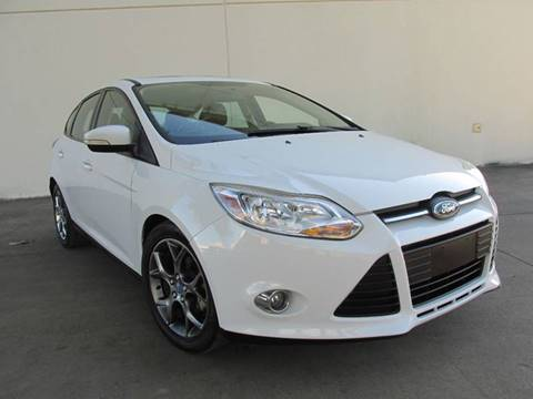 2013 Ford Focus for sale in Richmond, TX