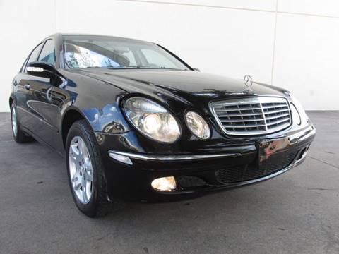 2003 Mercedes-Benz E-Class for sale in Richmond, TX