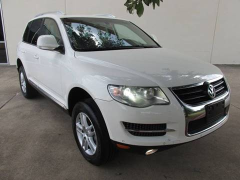 2008 Volkswagen Touareg 2 for sale in Richmond, TX