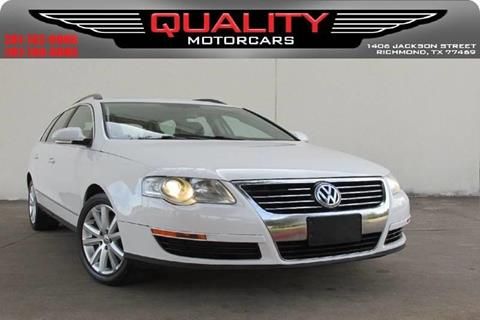 2007 Volkswagen Passat for sale in Richmond, TX