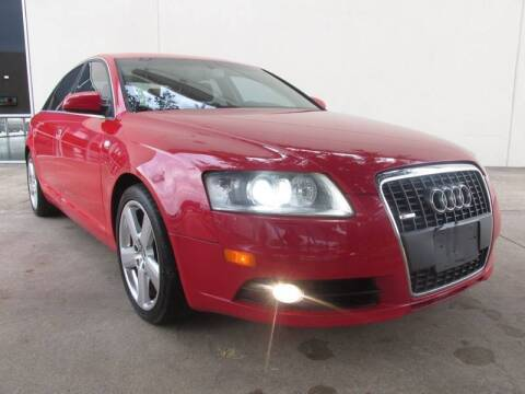 2006 Audi A6 for sale at QUALITY MOTORCARS in Richmond TX