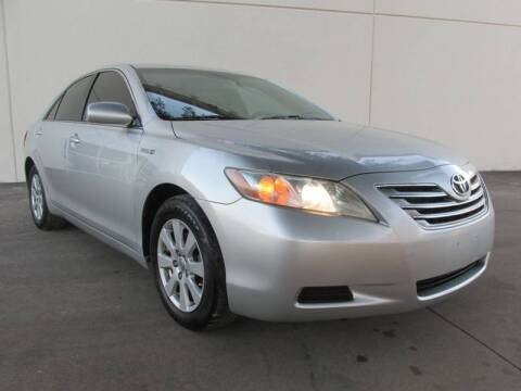 2009 Toyota Camry Hybrid for sale at QUALITY MOTORCARS in Richmond TX