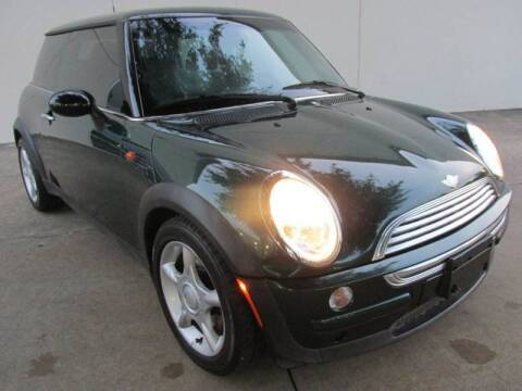 2004 MINI Cooper for sale at QUALITY MOTORCARS in Richmond TX