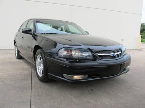 2003 Chevrolet Impala for sale in Richmond, TX