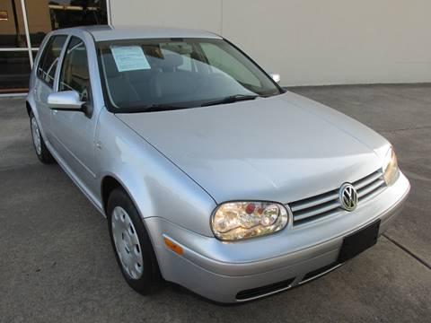2004 Volkswagen Golf for sale in Richmond, TX