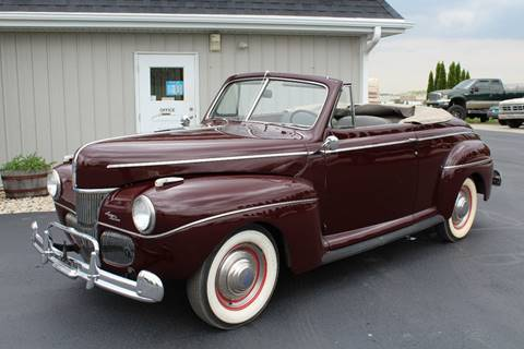 1941 Ford Super Deluxe for sale at 920 Automotive in Watertown WI