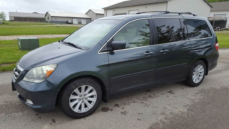 2005 Honda Odyssey for sale at 920 Automotive in Watertown WI