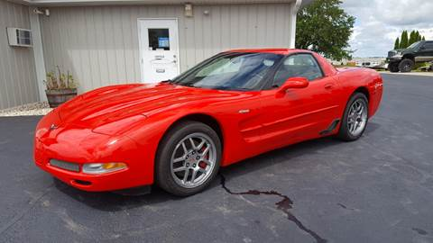 2002 Chevrolet Corvette for sale at 920 Automotive in Watertown WI