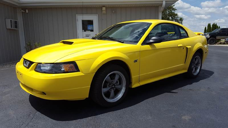 2002 Ford Mustang for sale at 920 Automotive in Watertown WI