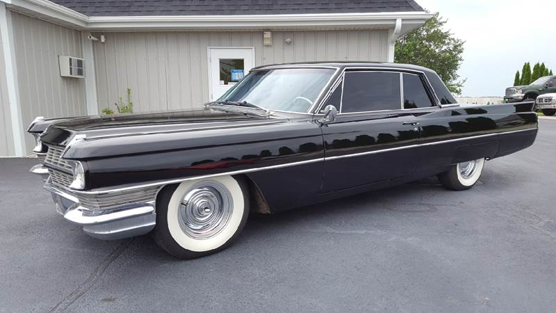 1964 Cadillac DeVille for sale at 920 Automotive in Watertown WI