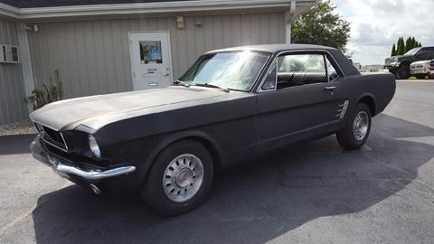 1966 Ford Mustang for sale at 920 Automotive in Watertown WI
