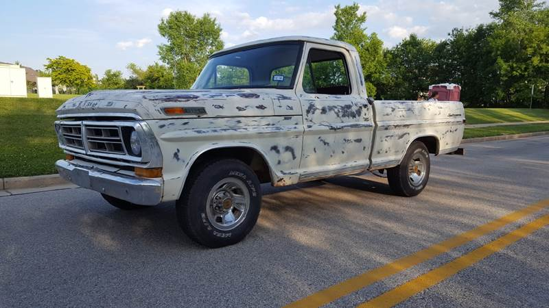 1972 Ford F-100 for sale at 920 Automotive in Watertown WI