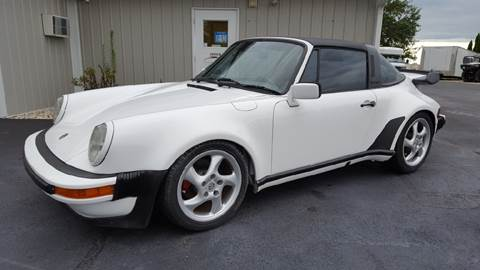 1977 Porsche 911 for sale at 920 Automotive in Watertown WI