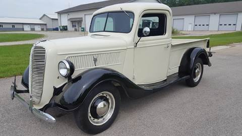 1937 Ford F-100 for sale at 920 Automotive in Watertown WI