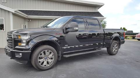 2016 Ford F-150 for sale at 920 Automotive in Watertown WI