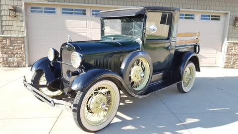 1928 Ford Model A for sale at 920 Automotive in Watertown WI