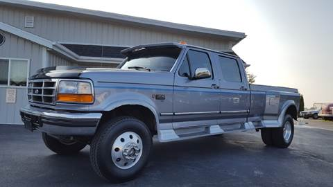 1996 Ford F-350 for sale at 920 Automotive in Watertown WI