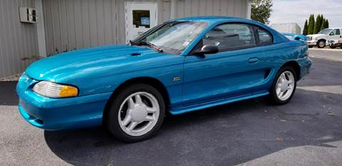 1994 Ford Mustang for sale at 920 Automotive in Watertown WI