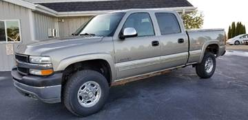 2001 Chevrolet Silverado 2500HD for sale at 920 Automotive in Watertown WI