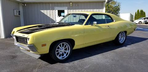 1971 Ford Torino for sale at 920 Automotive in Watertown WI