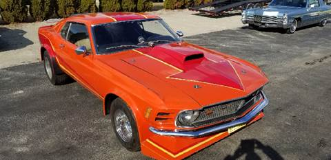 1970 ford mustang for sale in wisconsin carsforsale 1970 ford mustang for sale in watertown wi sciox Gallery