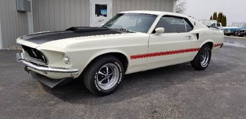 1969 Ford Mustang for sale at 920 Automotive in Watertown WI