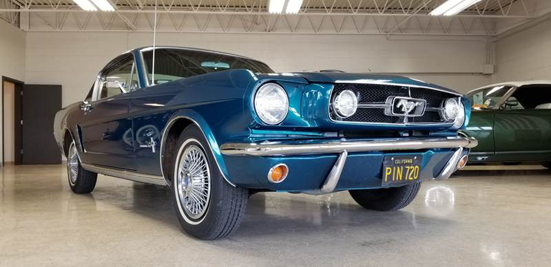 1965 Ford Mustang for sale at 920 Automotive in Watertown WI