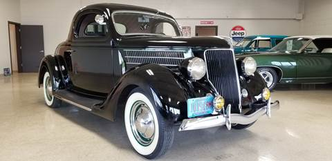 1936 Ford Deluxe for sale at 920 Automotive in Watertown WI