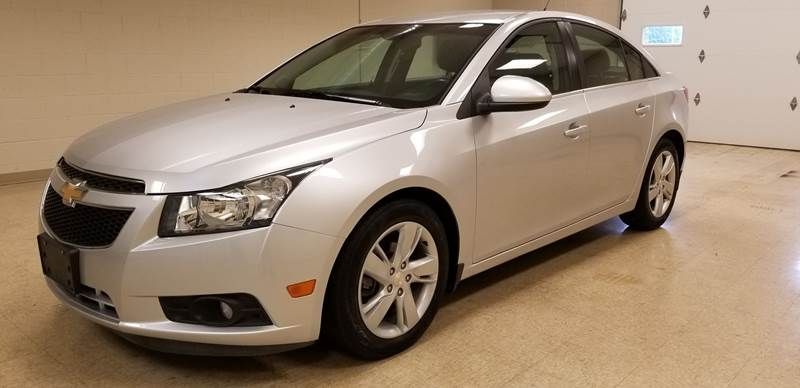 2014 Chevrolet Cruze for sale at 920 Automotive in Watertown WI
