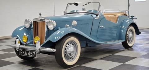 1951 MG TD for sale in Watertown, WI