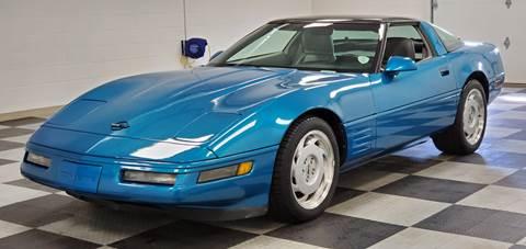 Corvettes For Sale In Md >> 1992 Chevrolet Corvette For Sale In Watertown Wi