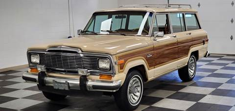 1984 Jeep Grand Wagoneer for sale in Watertown, WI