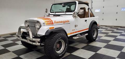 1979 Jeep CJ-7 for sale in Watertown, WI