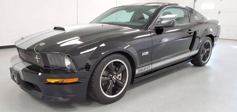 2007 Ford Mustang for sale at 920 Automotive in Watertown WI