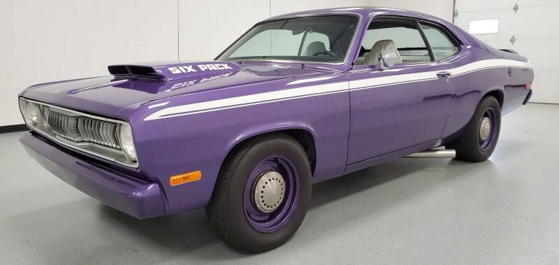 1972 Plymouth Duster for sale at 920 Automotive in Watertown WI