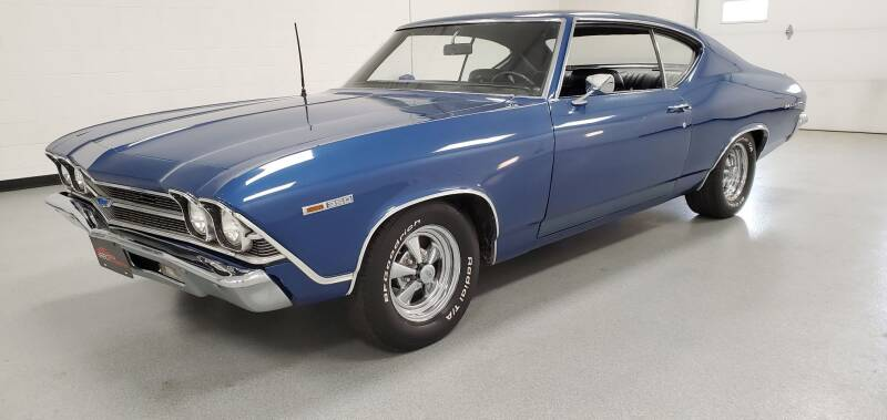 1969 Chevrolet Chevelle Malibu for sale at 920 Automotive in Watertown WI