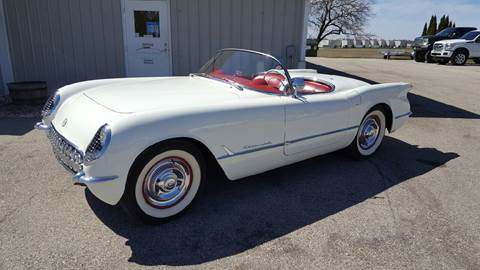 1954 Chevrolet Corvette for sale at 920 Automotive in Watertown WI