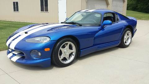 1996 Dodge Viper for sale at 920 Automotive in Watertown WI