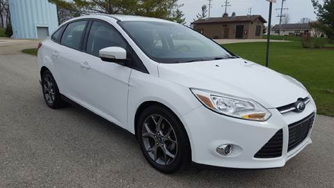 2013 Ford Focus for sale at 920 Automotive in Watertown WI