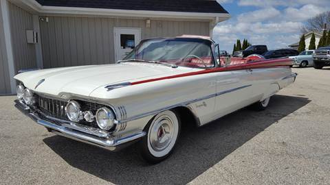 1959 Oldsmobile Super 88 for sale at 920 Automotive in Watertown WI
