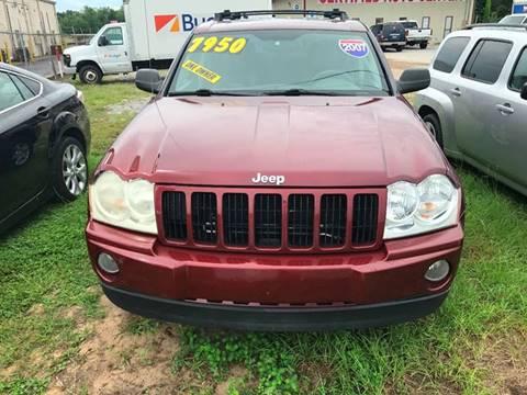 2007 Jeep Grand Cherokee for sale in Mobile, AL