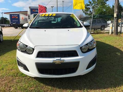 2014 Chevrolet Sonic for sale in Mobile, AL