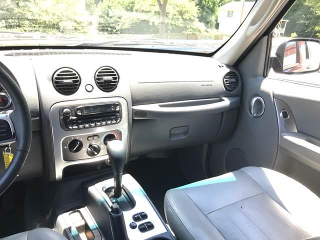 2005 Jeep Liberty Limited 4dr SUV - Marietta GA