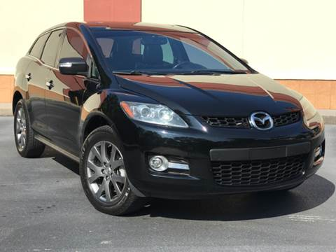 2009 Mazda CX-7 for sale at ATLAS AUTOS in Marietta GA