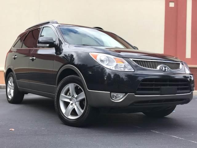 2008 Hyundai Veracruz for sale at ATLAS AUTOS in Marietta GA