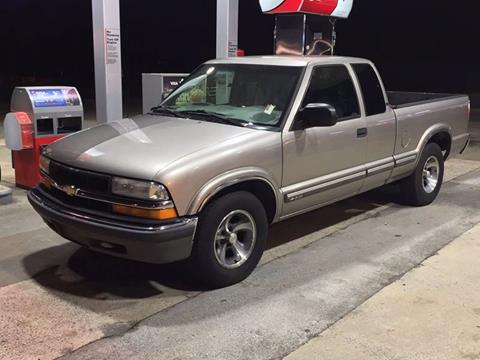 2000 Chevrolet S-10 for sale at ATLAS AUTOS in Marietta GA