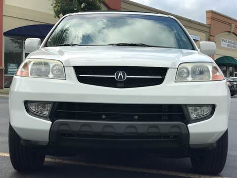 2003 Acura MDX for sale at ATLAS AUTOS in Marietta GA