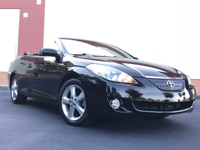 2005 Toyota Camry Solara for sale at ATLAS AUTOS in Marietta GA