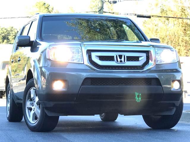 2009 Honda Pilot for sale at ATLAS AUTOS in Marietta GA